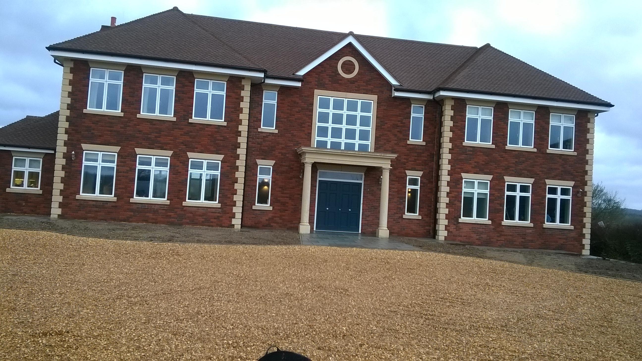 New property development